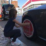 Crianças sensibilizaram condutores da cidade de Torres Vedras