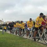 Semana Europeia da Mobilidade fez caminhar e pedalar em segurança