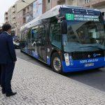 Grupo Barraqueiro testa autocarro 100% elétrico em Torres Vedras