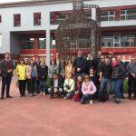 """""""Smart-BEEjS"""": Estudantes internacionais de doutoramento visitaram Torres Vedras"""