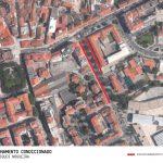 Condicionamento de estacionamento na Rua Henriques Nogueira