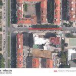 Corte de trânsito e condicionamento de estacionamento na Rua Ana Maria Bastos