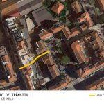 Condicionamento de trânsito na Rua Luís Brandão de Melo