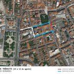 Alterações à circulação na Cidade devido a obra dos SMAS